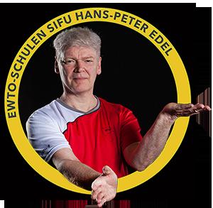 Sifu Hans-Peter Edel (7.Meistergrad WingTsun)